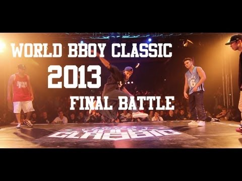bboy - The final of World BBoy Classic 2013 Winners: Moy & Luan World BBoy Classic was held on the 15th of June in Eindhoven, The Netherlands. Powered by E-moves Fe...