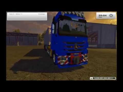 MB Actross Mp3 heavy duty v1.0
