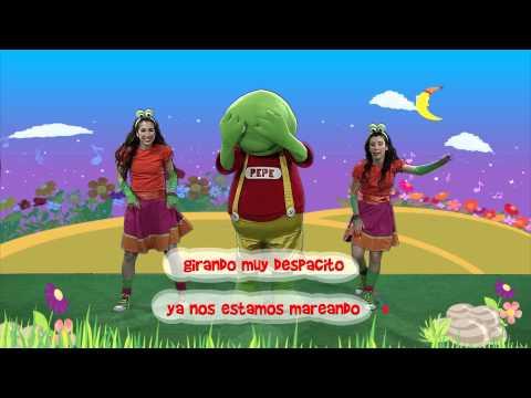 SAPO PEPE TV - Haciendo Pocitos
