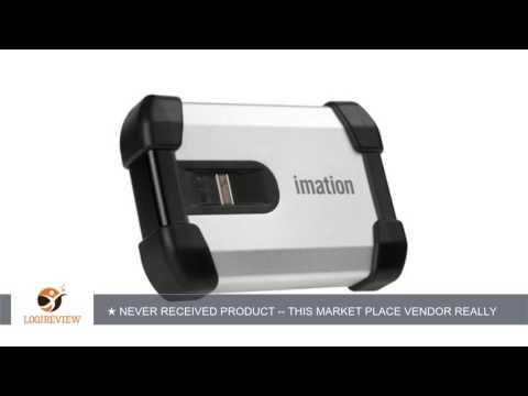 Imation Defender H200 + Biometrics 2.5INCH External Hard Drive 320GB Fips 140-2, | Review/Test