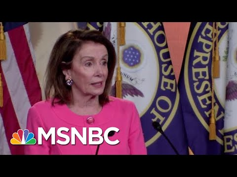 Nancy Pelosi: Not Honoring Subpoenas Is Obstruction Of Justice | MSNBC