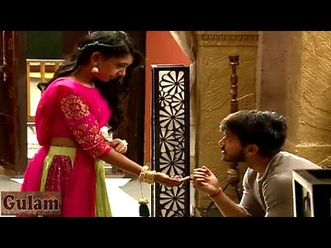 Gulam 22nd February 2017 EPISODE | Shivani tries t