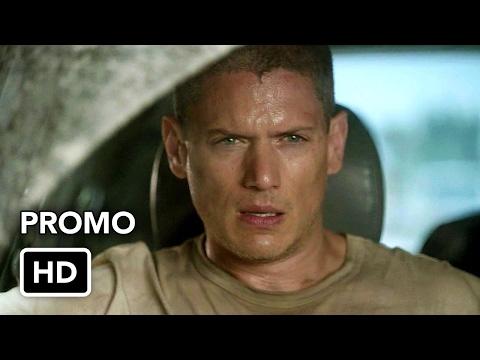 """Prison Break Season 5 """"Storms"""" Promo (HD)"""