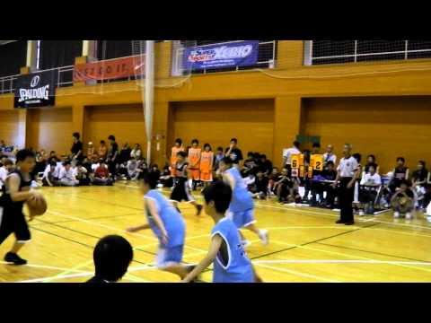 2011年7月31日ゼビオカップ本選 キッズBOY決勝