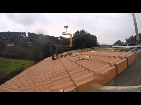 comment monter toiture en tuiles canal la r ponse est sur. Black Bedroom Furniture Sets. Home Design Ideas