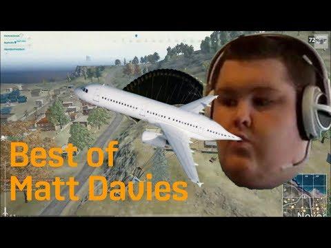 Best of Matt Davies / Belynz - Funniest Moments - Part 1 - Twitch