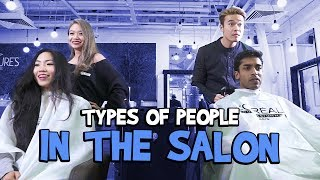 Video Types Of People In The Salon MP3, 3GP, MP4, WEBM, AVI, FLV Mei 2018