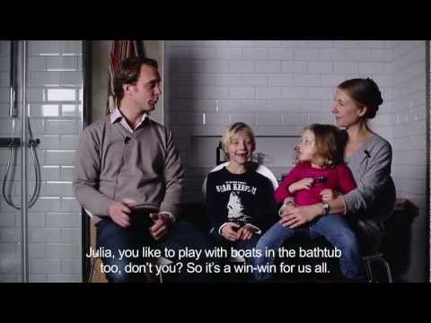 Gustavsberg - The Elmgren family ENG