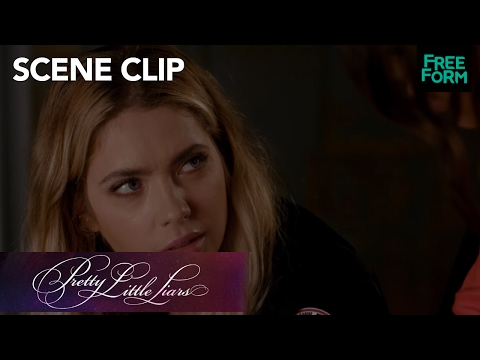 Pretty Little Liars | Season 7, Episode 15: Mona Admires the Game | Freeform