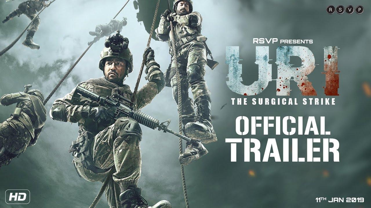 Uri - Trailer