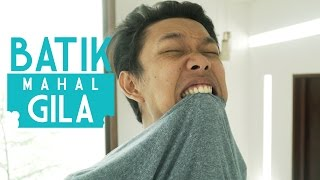 Video BATIK MAHAL GILA MP3, 3GP, MP4, WEBM, AVI, FLV Oktober 2017