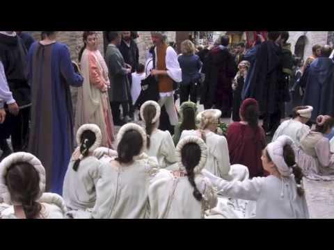 Calendimaggio in Assisi