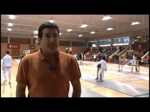 Pablo Pascual. Club Navarro de Esgrima