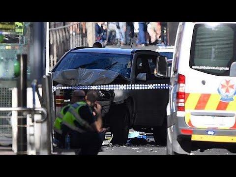 Μελβούρνη: Αυτοκίνητο έπεσε πάνω σε πεζούς, τραυματίζοντας 14 άτομα…