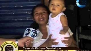 Caso Tu día con Voz: Fatima Guadalupe.