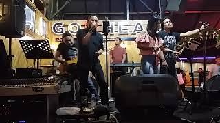 Reza HoriZon Band Medan Di Ujung jalan - Samson Band (