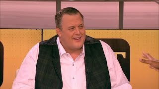 Billy Gardell Dishes on 'Mike & Molly's' Sexy Turn
