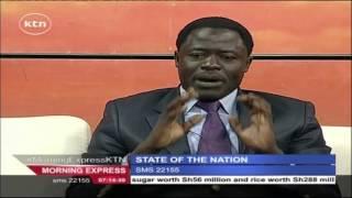 Hon. Kaluma Hits Hard At The JSC Committee