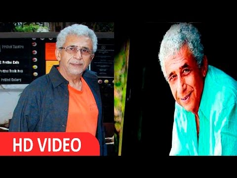 Naseeruddin Shah Names His Films Which Deserve Ghanta Award