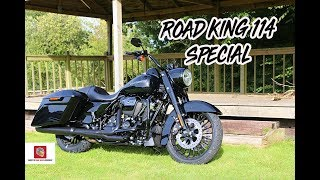 5. 2019 Road King Special 114 First Ride