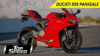 7. Ducati 899 Panigale  | Review - Top Speed - Wheelspin