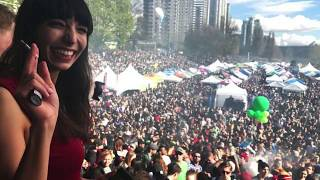 CBC Radio Metro Morning - Jodie Emery on Legalization by Pot TV
