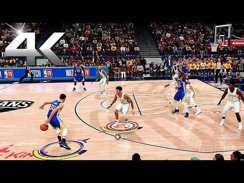 NBA 2K21 : 4 Minutes de Gameplay PS5/XSX (2020) 4K