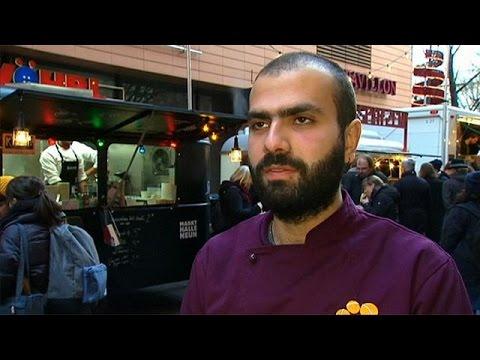 Γερμανία: Πρόταση για εξάμηνη μείωση του κατώτατου μισθού σε πρόσφυγες