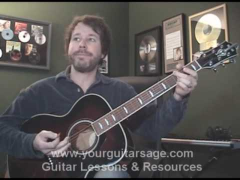 Guitar Lessons – All Star by Smash Mouth – cover lesson shrek Beginners Acoustic songs