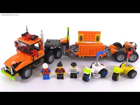 LEGO Island Xtreme Stunts Truck & Stunt Trikes from 2002! set 6739