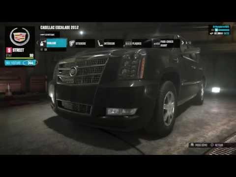 The Crew : Pimp My Ride #3 : Cadillac Escalade 2012