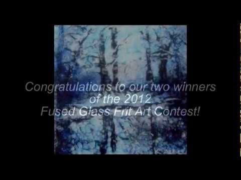 2012 Fused Glass Frit Art Contest Slideshown | Delphi Glass