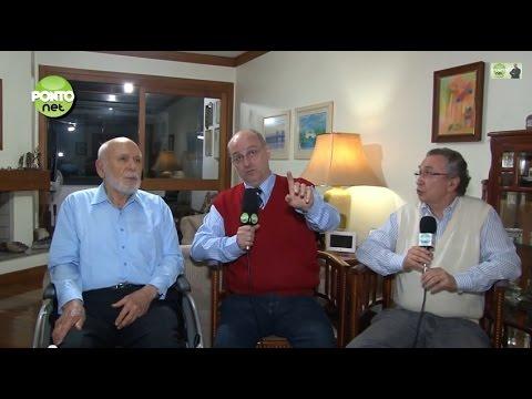 João Antônio Dib é entrevistado por Ricardo Orlandini e David Iasnogrodski (Parte 2)