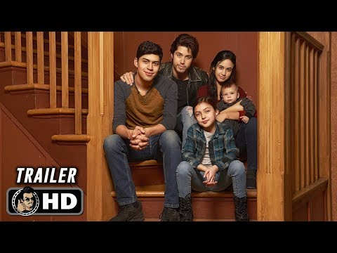 PARTY OF FIVE Official Trailer (HD) Drama Reboot