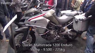 7. The new Ducati 2017 Multistrada 1200 Enduro