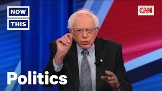 Why Bernie Sanders Wants to Give Voting Rights to Incarcerated Americans | NowThis