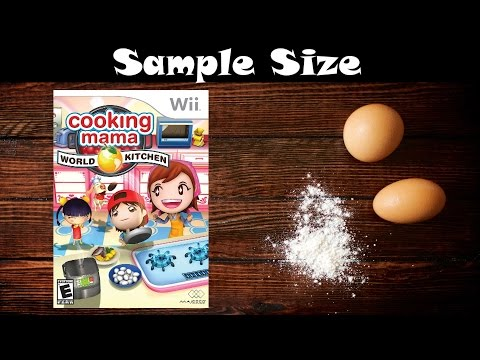 Sample Size | Cooking Mama: World Kitchen | Brand-Name Cookies