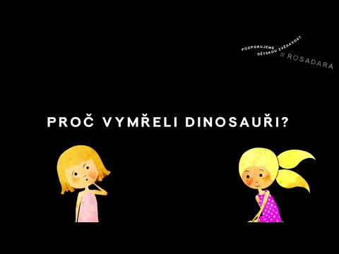 Proč vymřeli dinosauři?