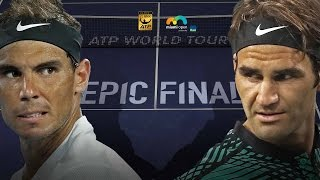 Roger Federer and Rafael Nadal will meet on Sunday for the Miami Open presented by Itau title. Watch live matches at http://tnn.is/streamlive. Subscribe to our ...
