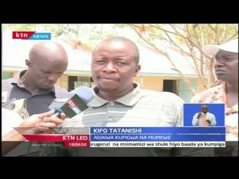 KTN Leo: Mwanamke afariki Kisumu kwa madai kupigwa na mumewe, 27/9/2016