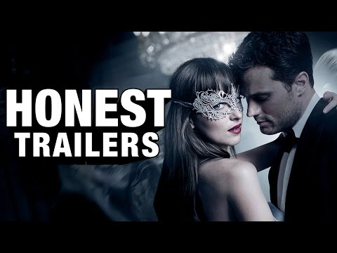 An Honest Trailer for Fifty Shades Darker