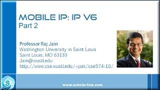 Mobile IPv6 Part 2