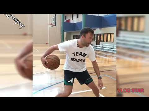 Basket skills and training||NBA ||Playsoff #WholeNewGame #teamAddidas