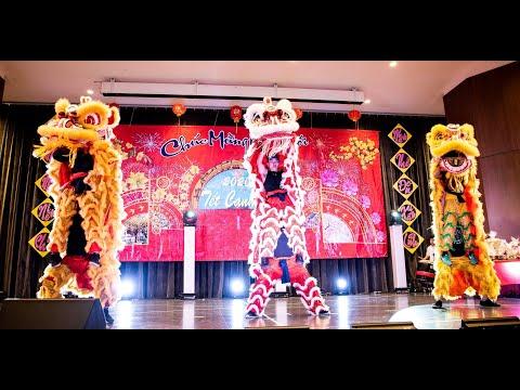 Part 1: Tiệc Tết Canh Tý 2020, Giáo Xứ Thánh Phillip Minh, Winnipeg