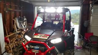 10. 2016 Polaris rzr1000 high lifter top speed