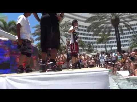 Jason Derulo Dance Break - iHeartRadio Pool Party 6/28-6/30/13