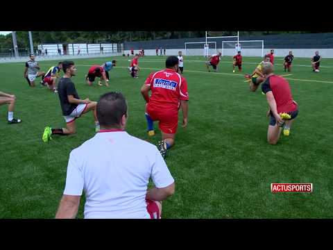 AS Monaco Rugby: spotlight on Federal 3