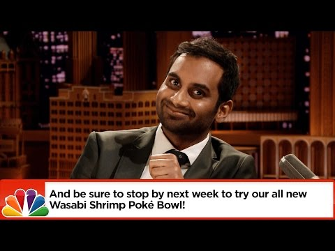 Aziz Ansari and Jimmy Dramatically Read Bad Yelp