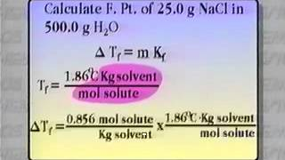 Fundamentals of Chemistry: Unit 2 - Lecture 10: Dr. Robert Ernst