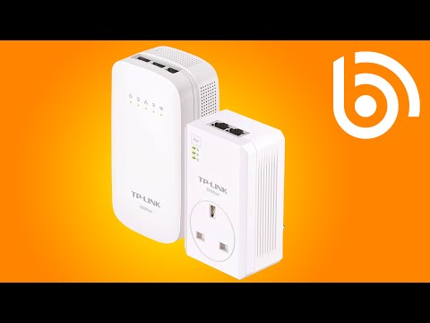 TP-LINK TL-WPA4530KIT WiFi HomePlug kit introduction